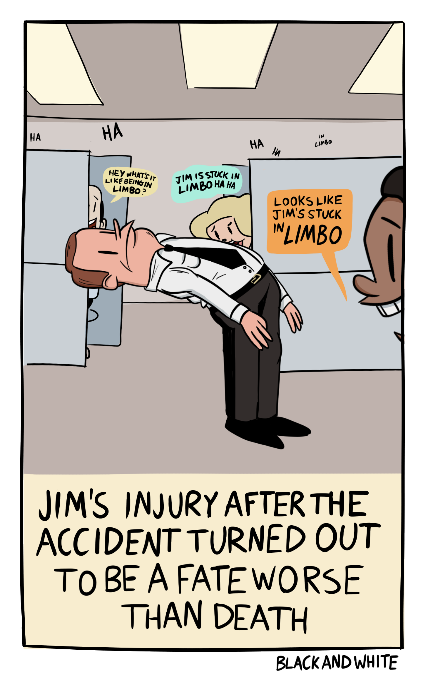 Jim's Injury